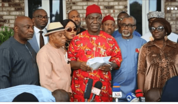 IPOB sit-at-home: Southeast National Assembly caucus decry destruction of lives and property in zone, sets up committee