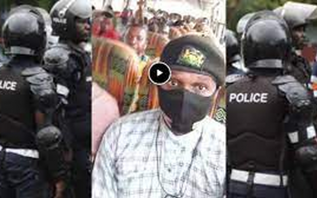 IPOB threatens Ghanaian president as 82 members missing, others deported