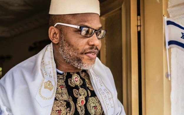 IPOB's in-house jostling threatens Nnamdi Kanu legal battle