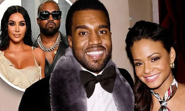 Kanye West Reportedly Brags About Cheating On Kim Kardashian With Christina Milian'
