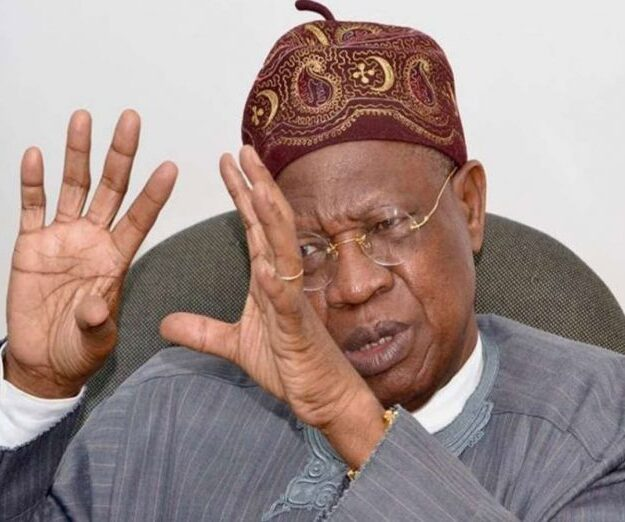 Lai Mohammed defends FG's inability to account for foreign debts