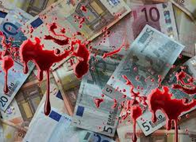 Man murders 9-yr-old, buries her with naira note