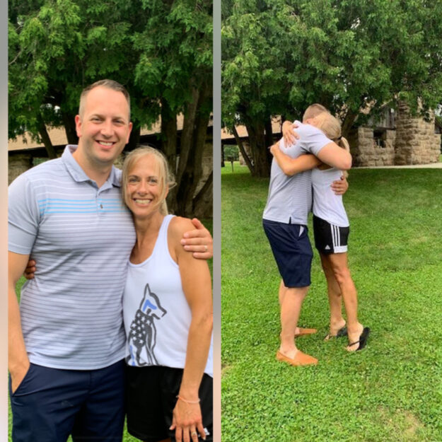 Mother Reunites With Son She Gave Up For Adoption 33 Years Ago Thanks to DNA Test (Photo)