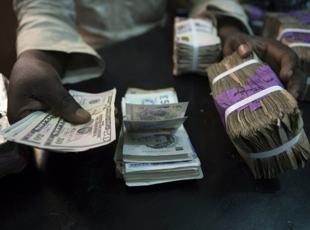 Naira crashes to new record low as forex demand pressure worsens