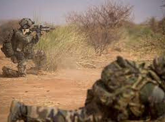Nigerian military undertakes counter-ambush training