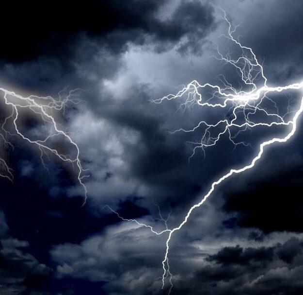 Panic As Lightning Strikes Four Family Members Dead In Tanzania
