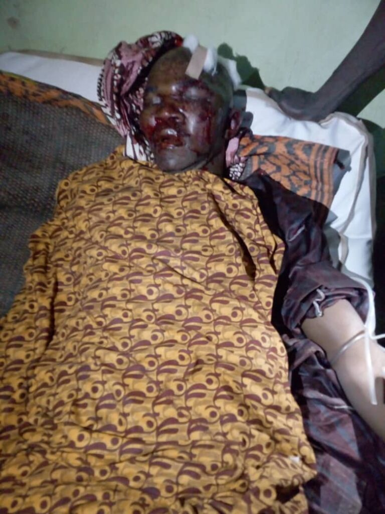 Pastor Shaibu Allegedly Butchered To Death By Muslim Youths In Kano [Graphic Photos]