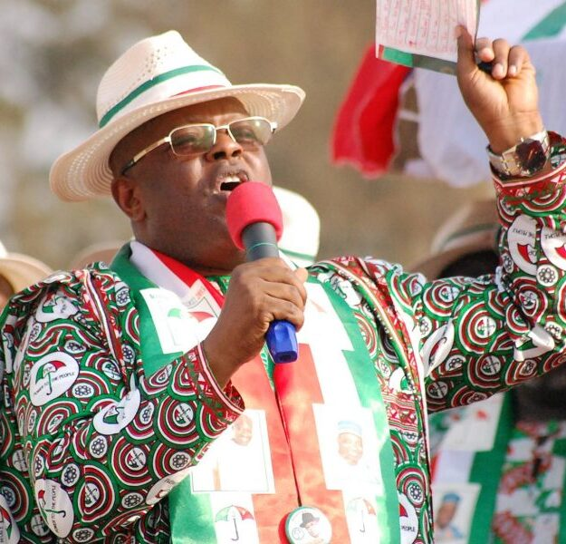 PDP reveals how Gov Umahi worked for APC in 2019 while still in the Party