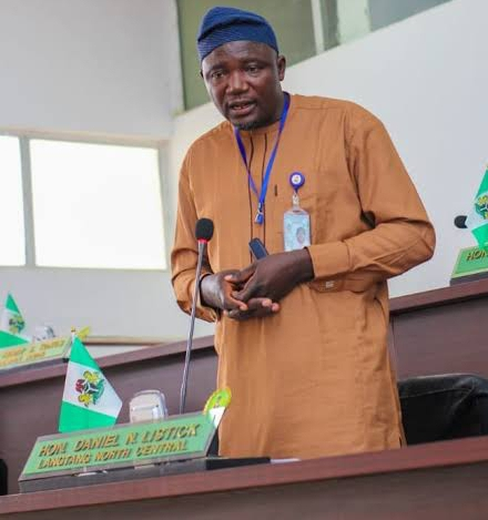 Plateau lawmaker expands 4 major components of dev. in Constituency