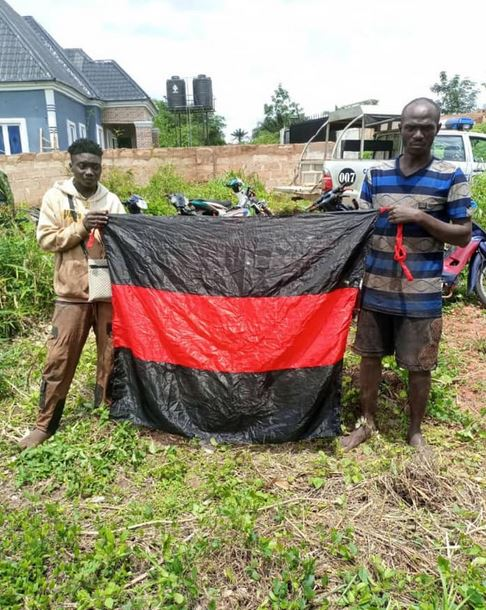 Police Foil Cult Initiation In Delta (Photos)