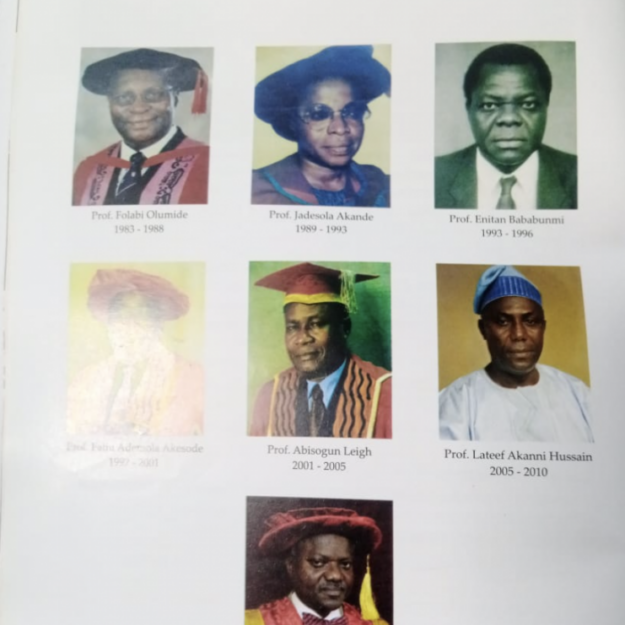 Profile: 57-year-old Olatunji-Bello, LASU first Professor of Physiology appointed VC