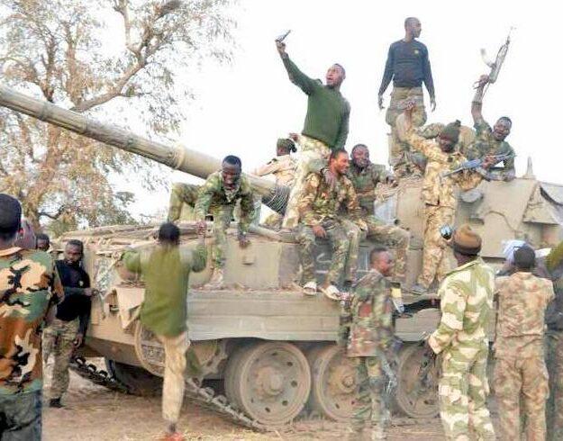 Senator Condemns Killings of 12 Soldiers by Boko Haram Terrorists