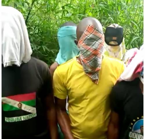 Sunday Oyo, his faceless group give Hausa, Fulani 30 to leave Yorubaland