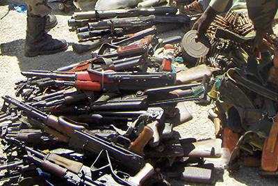 Terrorism: Criminals buy dollars from BDCs to import arms – Emiefele