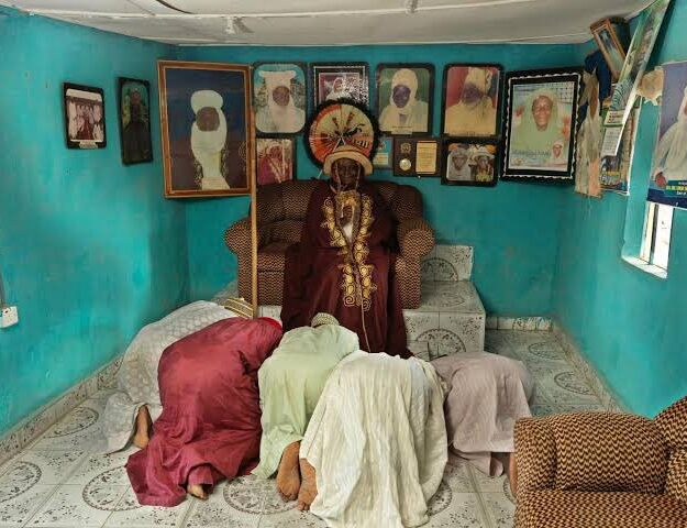 The kingdom in Northern Nigeria that can only be ruled by a woman