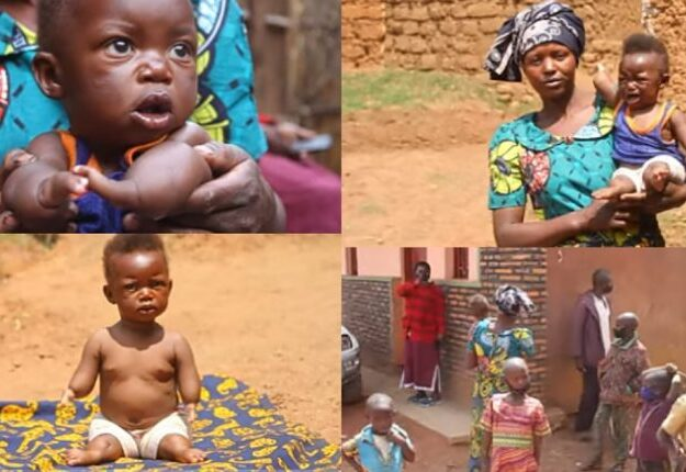 This 7-Month-Old Baby Has 'Supernatural Powers' To Heal Sick People Instantly [Video]