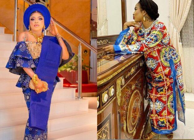 Tonto vs. Bobrisky: Nigerians react to Bobrisky's public apology to Tonto Dikeh