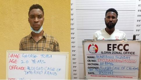 Two Convicted For Love Scam, US Military Impersonation In Ilorin