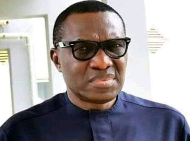 Uba denies APC members moved to APGA, says burning of brooms was stage-managed