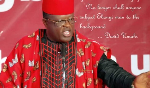 Umahi sabotaged PDP In 2019 dlections — Governors