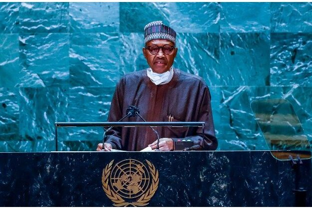 UNGA: Don't hold on to power beyond your constitutional limits, Buhari tells world leaders