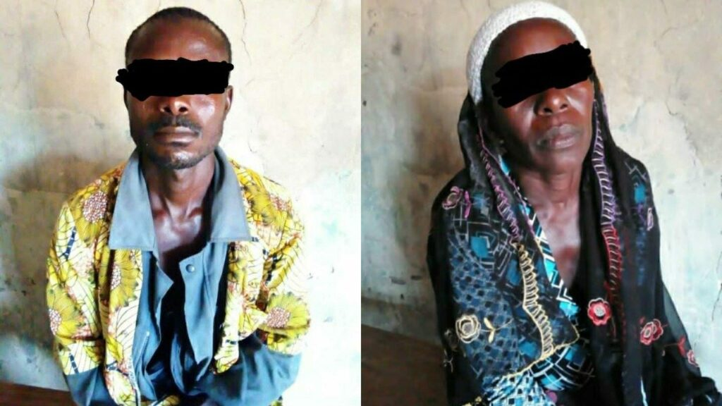 UPDATE: Nigeria Deports Beninese Man & His Mother Over Their Sexual Relationship