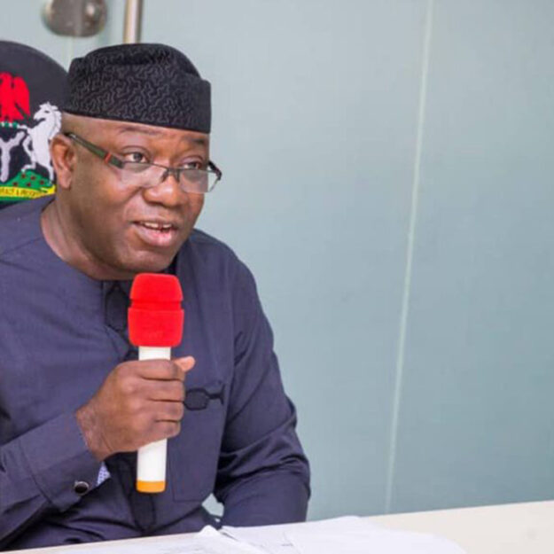 Visit to Tinubu in London has nothing to do with presdiential plans – Fayemi