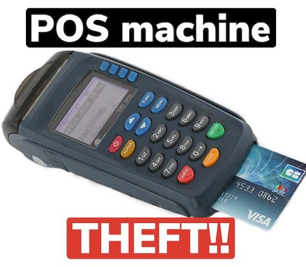 Ways to prevent your ATM card after using POS machine