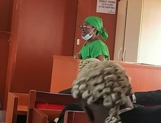 Alleged N*de Picture Of Perm Sec: Court Admits 19-year-old Suspect To N5M Bail