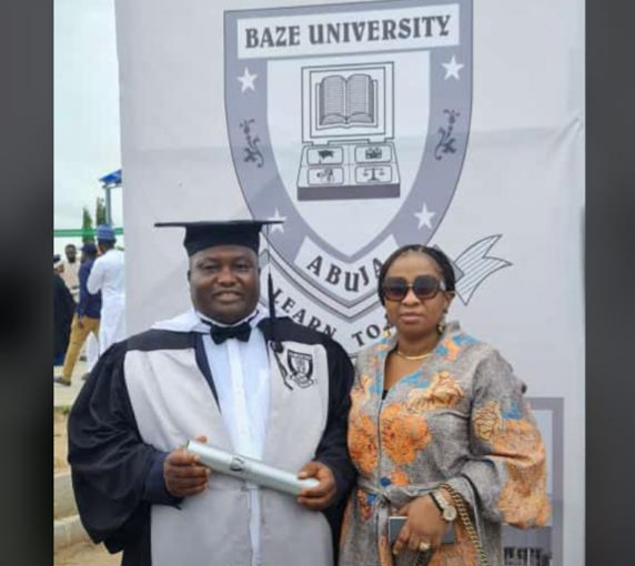 Anambra guber: Ifeanyi Ubah confident of victory as he bags law degree