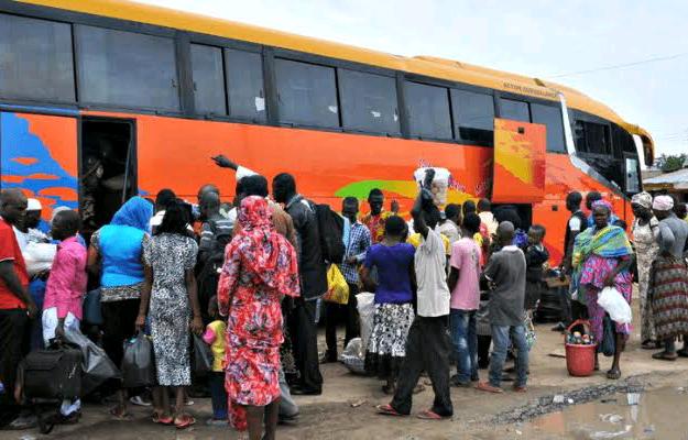 Armed bandits intercept GUO luxurious bus, kidnap over 90 passengers in Edo
