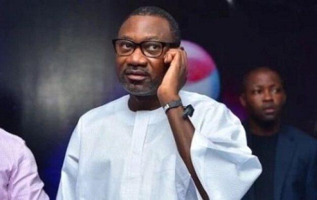 Billionaire businessman Femi Otedola 'Takes over' First Bank Nigeria