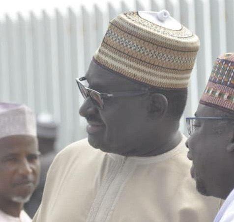BREAKING: Buhari's Aide, Sarki Abba Loses Mother