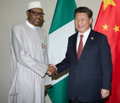 Chinese President XI seeks to bolster relations with Nigeria
