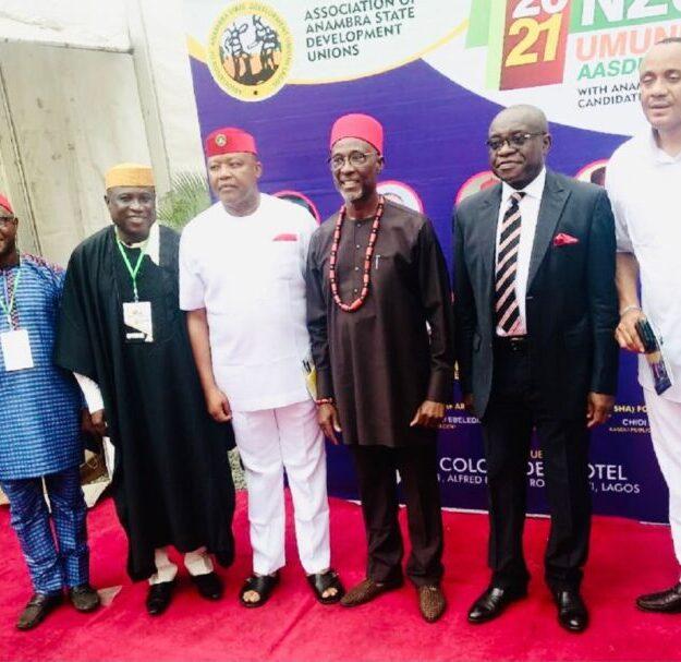 Etiaba lights up AASDU Lagos meeting alongside Ozigbo, Nwankwo, Nwankpo, Okonkwo, Maduka