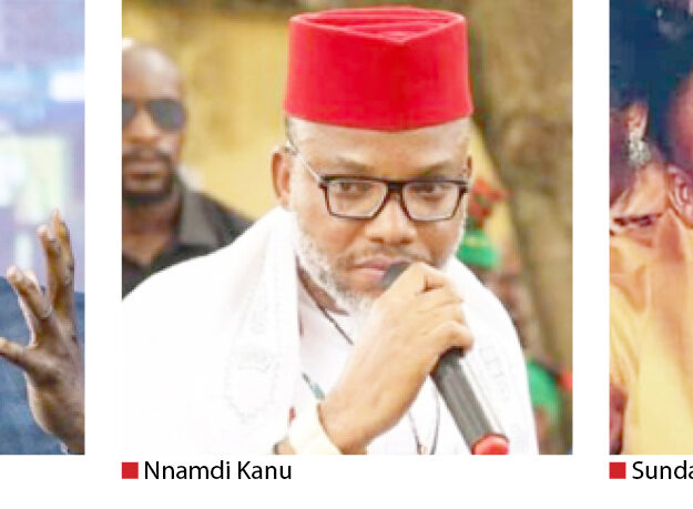 FG links Igboho to B/Haram funding