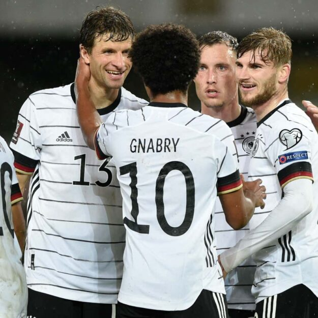 Germany becomes first team to qualify for Qatar 2022 World Cup
