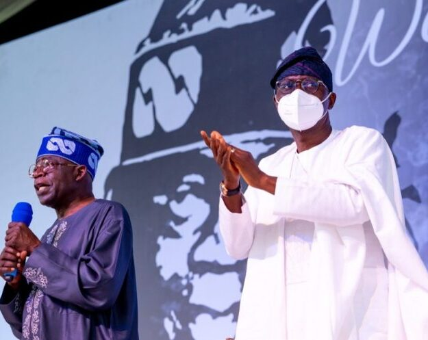 God can give power to anyone He wishes to – Tinubu