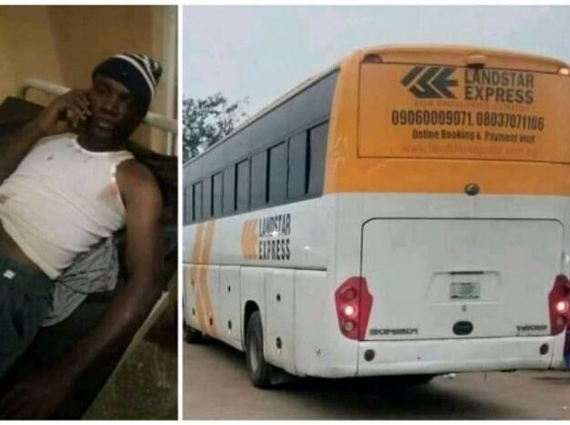 Gunmen intercept luxury bus in Edo, abduct over 90 passengers