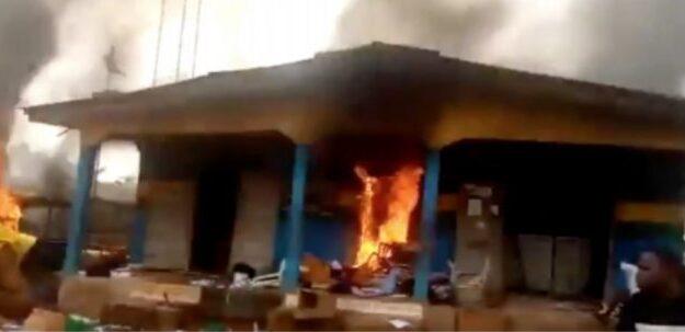 Gunmen sack Enugu police station, abduct female officer