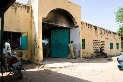 How Hundreds Of Inmates Escaped During Attack On Oyo Correctional Facility