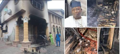How Over 200 Soldiers, DSS Operatives Killed Unarmed People In Igboho's House, Stole Gold, Money, Others