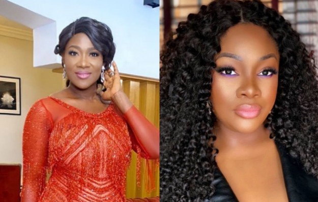 Lady Apologizes After She Accused Mercy Johnson Of Using Thugs To Assault Teacher