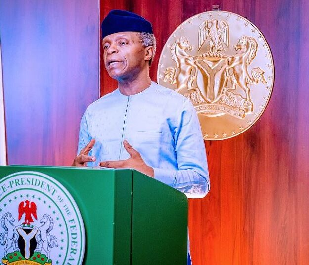 Nigeria Better As One, Buhari Is Most Popular & Credible Nigerian Leader – Osinbajo
