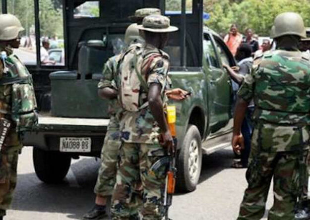 Nigerian Army Carries Out Mass Arrest In Oyo Community After Bandits' Attack On Correctional Facility