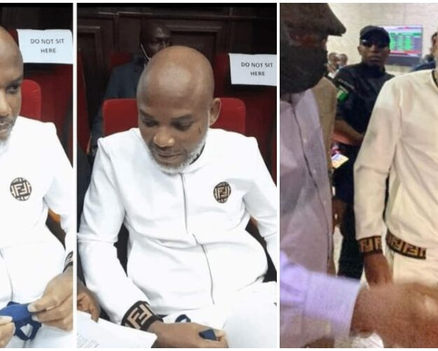 Nnamdi Kanu Moved Back To DSS Custody As Court Adjourns Trial Till November 10