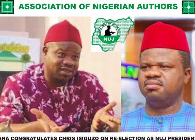 NUJ: ANA congratulates Chris Isiguzo on re-election