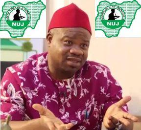 Okowa congratulates Isiguzo on re-election as NUJ President