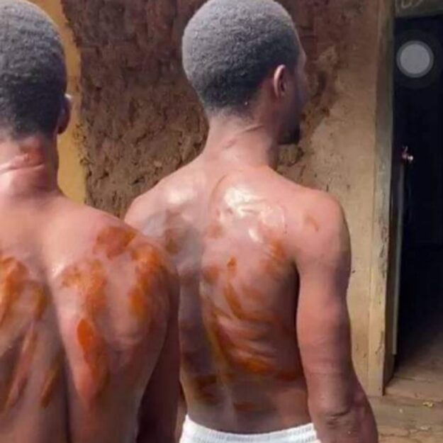 Serious Outrage As Kwara Arabic School Brutalizes Students For Attending Party [Video]