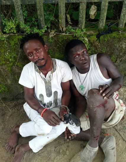 Suspected Armed Robbers, Cultists, Drug Dealers Arrested In Delta (Photos)